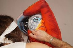 Body Painting, Trompe-l'œil