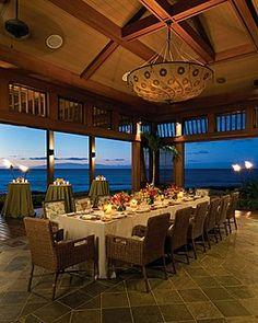 Kohala Room @ Four Seasons, Big Island