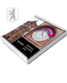 Berlin-Kalender, Edition 2016 in weiß