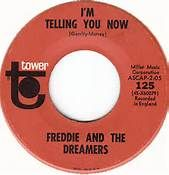 freddie and the dreamers 45 I'm telling you now - Bing Images Old Records, Vinyl Records, My Music, Good Music, Record Art, Fun Songs, Record Company, Record Players, British Invasion