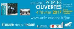 IUT Indre, samedi 04 février 2017, c'est LA journée Portes Ouvertes !