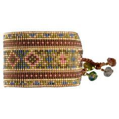 Bracelets Colombiens en perles Mishky. Mishky - Le Bazaristain bracelet no longer available