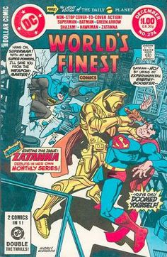 World's Finest #274 (1981)