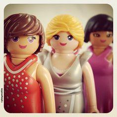 Ladies #Playmotito #Playmobil