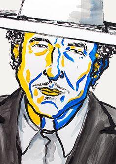 Bob Dylan ganha Prêmio Nobel de Literatura 2016 – DYLANESCO