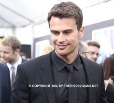 Theo James a thief? Maybe so in the upcoming romantic thriller Lying and Stealing