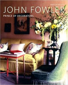 John Fowler The Yellow Room at Avery Row/Brook Street, London 'The greatest mistake in the world is to believe that so-ca. Interior Design Books, Book Design, Decorating Your Home, Interior Decorating, Bohemian Decorating, Yellow Sofa, Prince, Country Style Homes, English Style