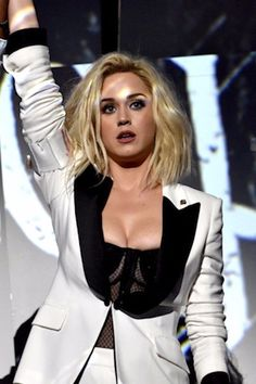 Here's the Political Message Behind Katy Perry's Grammys Performance