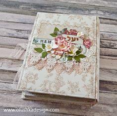 אולושקה - אלבומי בוטיק לאירועים - ספר ברכות (יעל)