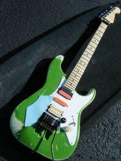 Charvel Jackson Musikraft Custom Vai G.meanie Replica Price:$475.00 - Jackson Guitars on Sale