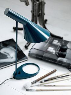 AJ Tischleuchte von Arne Jacobsen, Louis Poulsen, 1960 - Designermöbel von smow.de