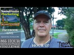 Hour 137: Social Media Marketing - Facebook LIVE