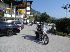 Alf, unser Berg- und Bikeguru hat sich diesmal mit unseren Bikern auf den Weg gemacht. Ziel der Ausfahrt waren das Penserjoch und der Großglockner. Eine traumhafte Ausfahrt!