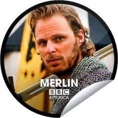 Merlin: Sir Leon Sticker | GetGlue