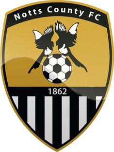 Notts County English League Two Champions League Football, Football Team Logos, Soccer Logo, Sports Team Logos, Soccer Teams, Arsenal Football, Football Shirts, English Football Teams, British Football