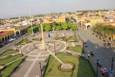 "Downtown ""Plaza de la Victoria"""