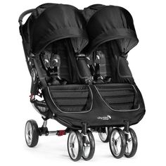 The Baby Jogger City Mini GT Double is the next generation of the City Mini Stroller. Buy your Baby Jogger City Mini GT Double in Black here. City Mini Double Stroller, Double Stroller Reviews, Double Baby Strollers, Twin Strollers, Best Double Stroller, Single Stroller, Trendy Baby, Double Prams, Baby Toys