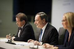 """Draghi (BCE) critica al Gobierno griego por hablar de """"quiebra"""" e """"insolvencia"""" - http://plazafinanciera.com/mercados/mercados-europeos/draghi-bce-critica-al-gobierno-griego-por-hablar-de-quiebra-e-insolvencia/   #BancoCentralEuropeo, #Grecia, #MarioDraghi, #Syriza, #YanisVaroufakis #Mercadoseuropeos"""