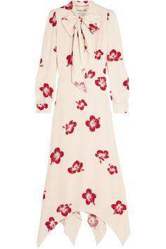 SAINT LAURENT . #saintlaurent #cloth #dress