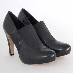 Franco Sarto Cosmic Heel in Black $79.00