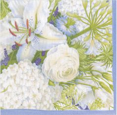 4x Paper Napkins for Decoupage Decopatch Craft There/'s Always a Showboat