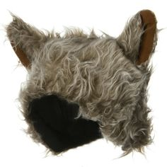 online shopping for Wolf Hat - Grey Brown OSFM from top store. See new offer for Wolf Hat - Grey Brown OSFM Wolf Plush, Furry Wolf, Wolf Ears And Tail, Wolf Hat, Animal Halloween Costumes, Costume Hats, Costume Ideas, Hat Day, Animal Hats