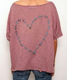DIY t-shirt favorite-places-spaces