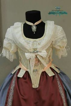 Marie Antoinette, Costume Design, Traditional Outfits, 18th Century, Beautiful Outfits, Costumes, Corsets, Hair Styles, Dresses