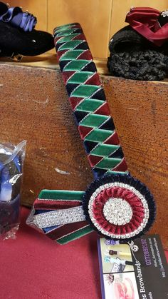 Parkhill Stables Browbands