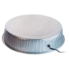 Farm Innovators Heated Base for Poultry Water Feeder - Tractor Supply Online Store