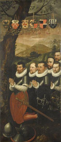 Altarpiece, 1586