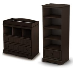 Found it at Wayfair.ca - Savannah Changing Table and Shelving Unit
