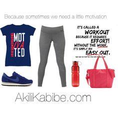 Pick up the Seriously Motivated tee at http://www.akilikabibe.com/shop.html #motivation #seriouslymotivated #blackwomenarefit #blackwomenworkout