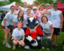 Join the Brock University Rankin Cancer Run team on Sunday, May 25. By registering, you'll recieve a free t-shirt, complimentary BBQ lunch and the chance to support cancer care within the Niagara Region.    Smart start 2011, no big deal Or anything... Brock's posting picture my team and I .. Haha