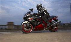 Kawasaki Ninja ZX-14R Price: $14,899The mission of the Ninja ZX-14R is simple: to be the fastest, hardest-accelerating production bike in the world. Mission accomplished. The new 1,441cc engine makes 192 horsepower at the rear wheel. At the quarter-mile drag strip, the Ninja can take its rider to 149mph in just 9.71 sec. Top speed is electronically limited to 185mph. Three levels of traction control, Full and Low Power modes, and outstanding brakes give the rider the tools required for…