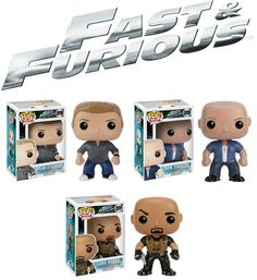 Diecast Auto World - Funko Movies Fast