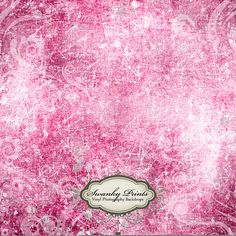Pink Grunge Texture - Oz Backdrops and Props