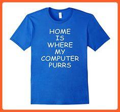Mens Computer programmer T-shirt 3XL Royal Blue - Careers professions shirts (*Partner-Link)