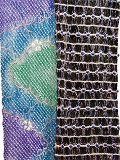 【ゆかた01】yukata01 ふんわり優しい絞りのゆかたは一生ものですね。左:有松絞りゆかた反物。価格:58,000円 右:有松絞りゆかた反物。価格:57,750円 #yukata