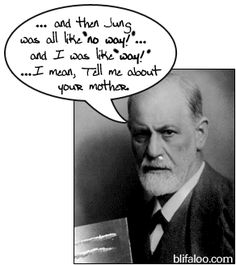 Image result for freud caricature