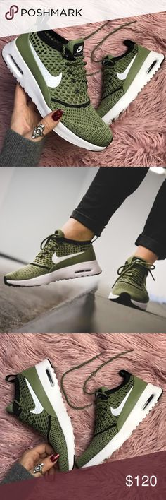 super popular aa36e 80c69 NWT Nike air max Thea Ultra Flyknit Brand new no box lid,price is firm