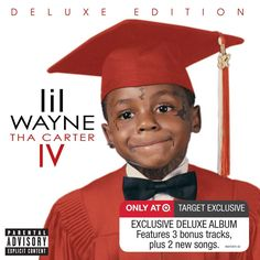 Lil Wayne Tha Carter IV (Deluxe Edition) - Only at Target