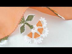 Fantasy Landscape, Crochet Necklace, Crochet Collar