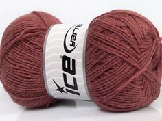 Machine washable. Lay flat to dry Fiber Content 60% Superwash Virgin Wool 40% Acrylic Brand Ice Yarns Dark Rose Brown fnt2-43816