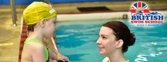 Group Swim Lessons at FFC Lincoln Park With British Swim School - Grand Opening Day is tomorrow!  If you know friends or family in that area, refer them to our swim program for your class rewards!