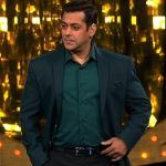 Salman Khan teaches his nephew, Ahil to be a Bigg Boss 10 host and it's the cutest thing ever.