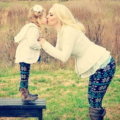 Adorable Mom & Me outfits!