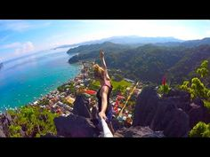 MOST BEAUTIFUL PLACE IN THE WORLD - Taraw Ciff & NacPan Beach, El Nido P...
