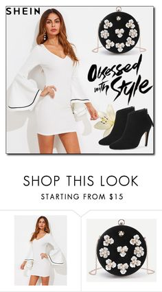 """""""SheIn 10 / XVIII"""" by selmamehic ❤ liked on Polyvore"""