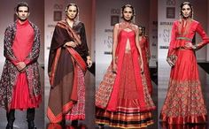 @InstaMag - India's known designer names like Satya Paul, Lecoanet Hemant, Charu Parashar along with some of the known names from the International fashion world